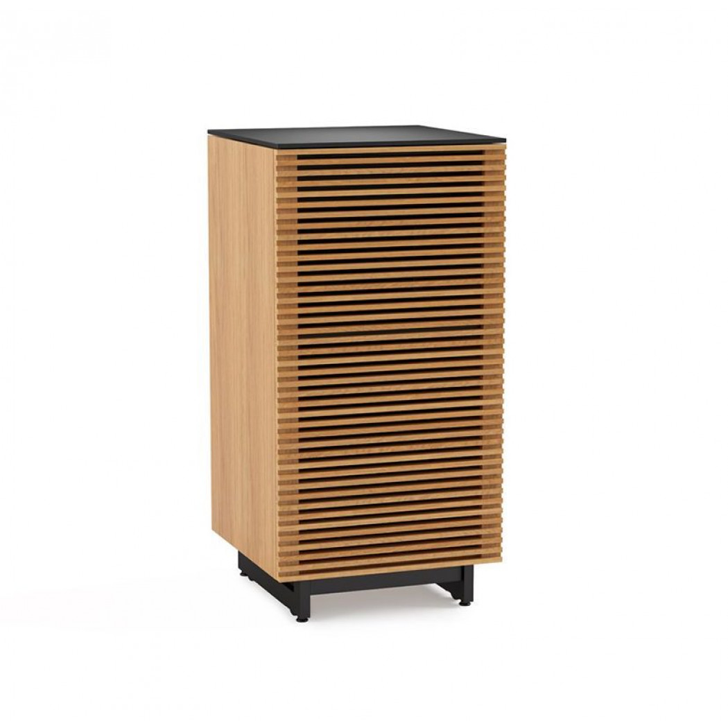 Bdi furniture corridor model 8172 tv a v storage tower