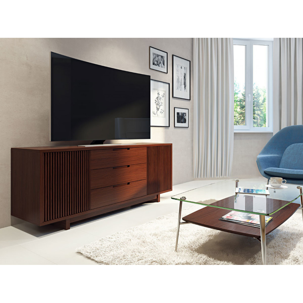 Bdi furniture vertica 8558 media cabinet