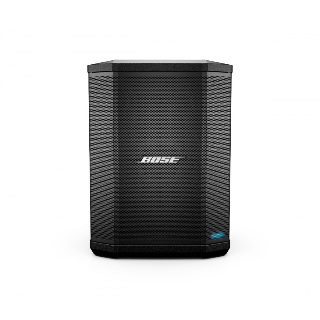 Bose S1 Pro Portable Pa System With Battery Pack Bay