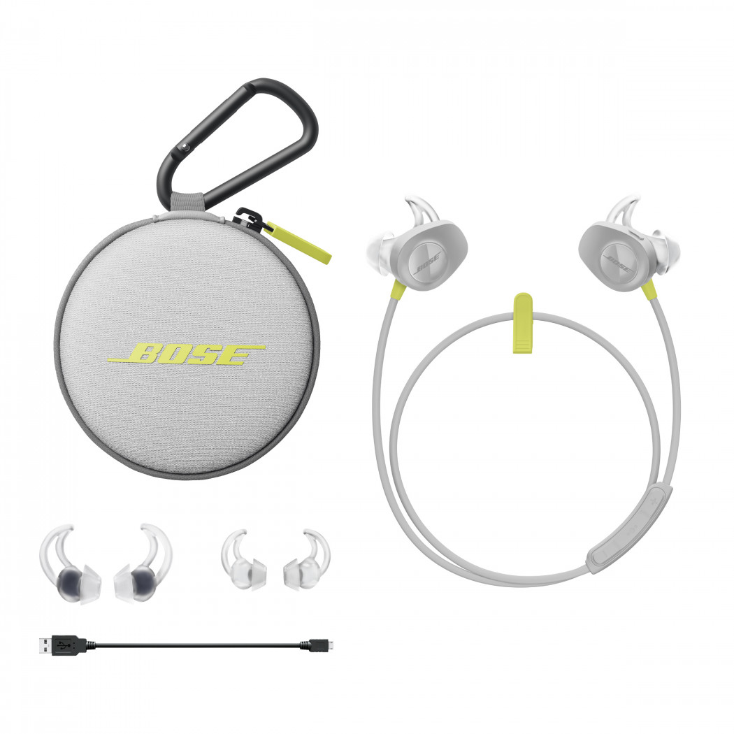 Bose SoundSport Wireless Headphones | Bay Bloor Radio Toronto