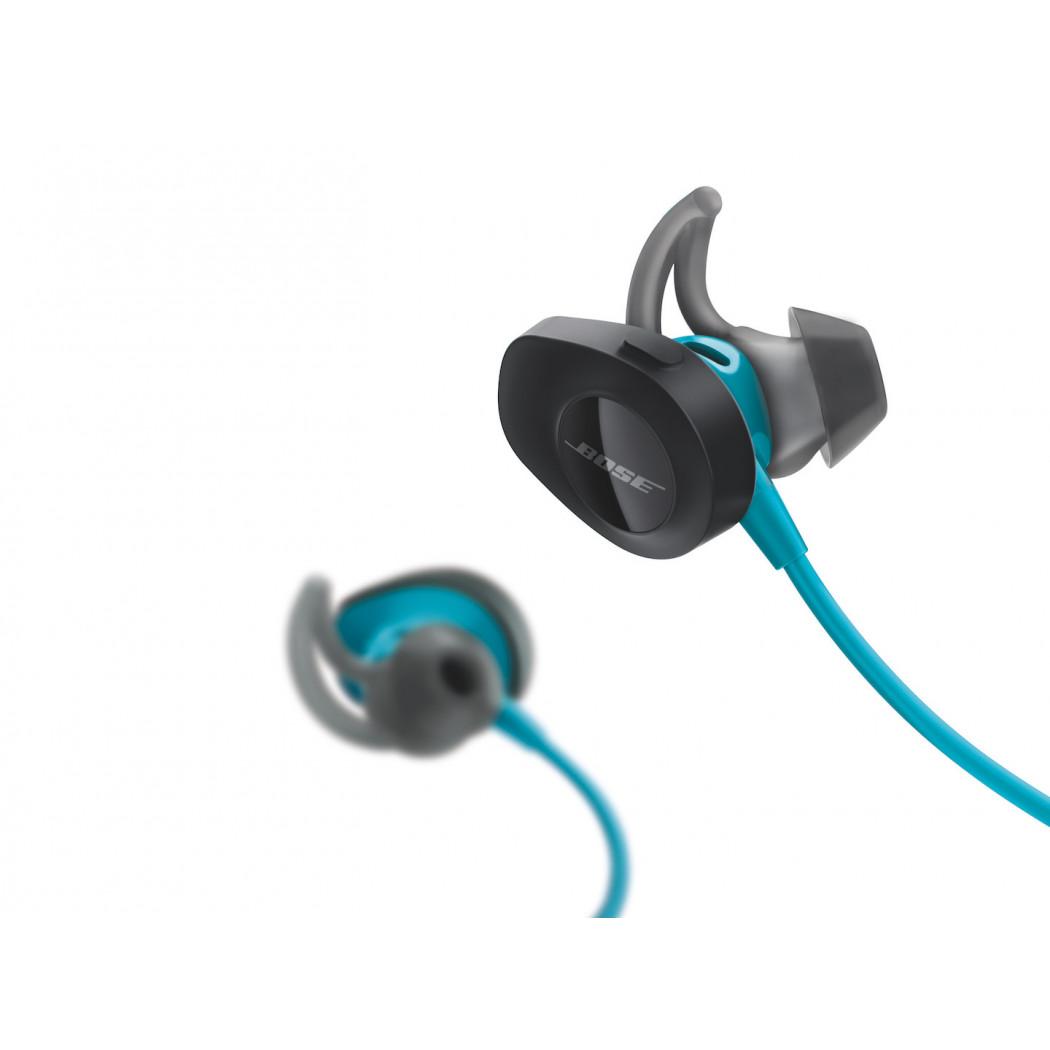 Bose wireless headphones over ear - headphones blue over ear