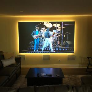 Big Screen Bohemian Rhapsody