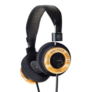 Grado GH4 Heritage Series Limited Edition Headphones