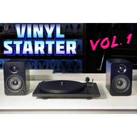 VS1: Vinyl Starter System 1 with Bluetooth