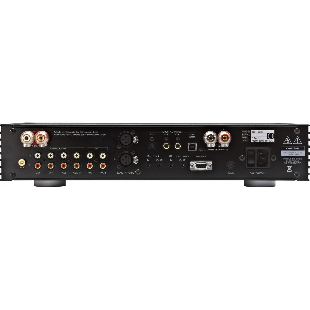 moon 340i x integrated amplifier with dac bay bloor radio toronto canada. Black Bedroom Furniture Sets. Home Design Ideas