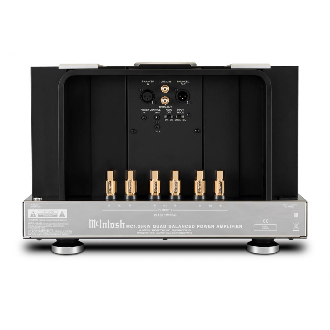 Mcintosh Mc125kw Mono Power Amplifier Bay Bloor Radio Toronto Canada Headphone Jack Wiring