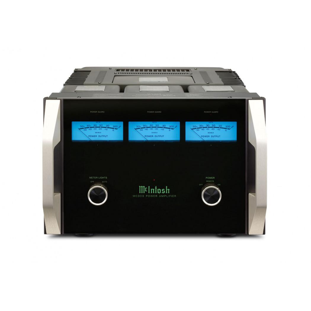 Mcintosh Mc303 3 Channel Power Amplifier Bay Bloor Radio