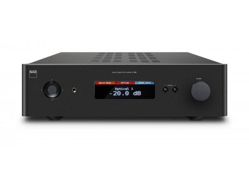 nad c388 hybrid digital dac amplifier bay bloor radio toronto canada. Black Bedroom Furniture Sets. Home Design Ideas