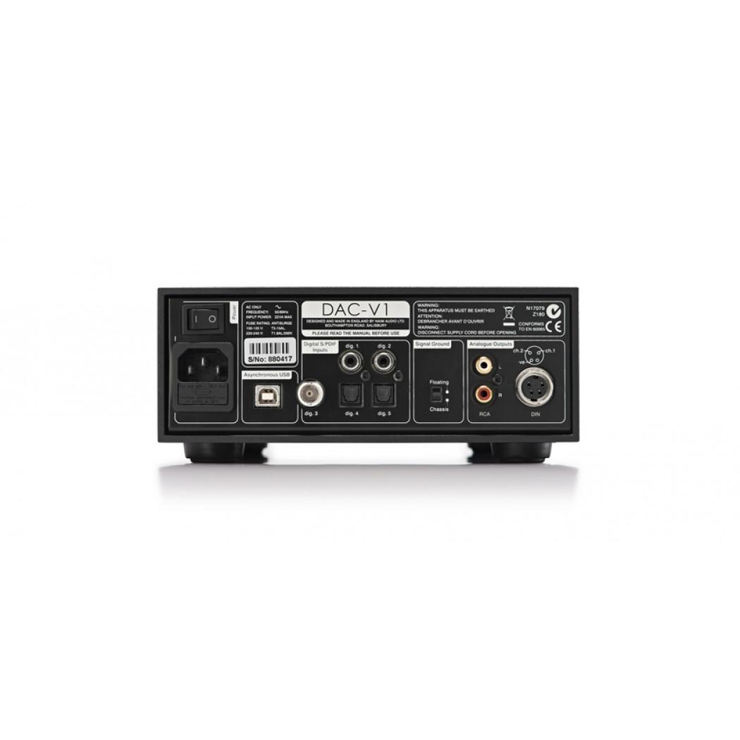 naim dac v1 digital to analog converter bay bloor radio toronto. Black Bedroom Furniture Sets. Home Design Ideas
