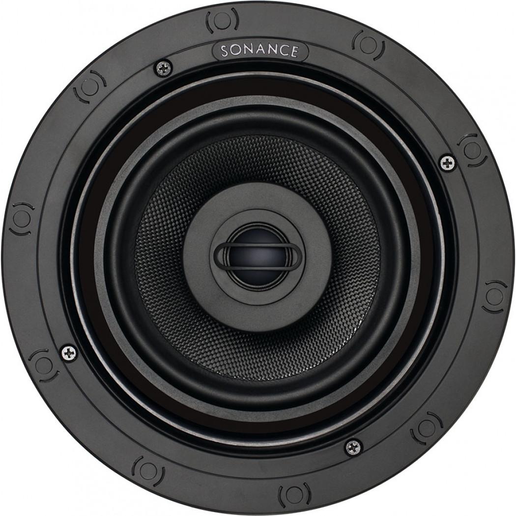 Sonance Vp66r Round In Wall In Ceiling Speakers Bay