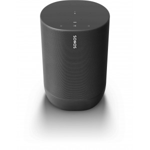 Sonos Move Portable Smart Speaker with Wi-Fi and Bluetooth - COMING SOON