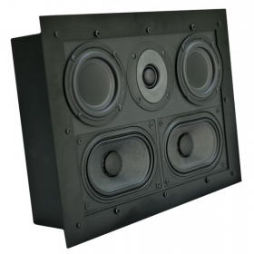 Totem Tribe Side/Centre In-Wall Speaker