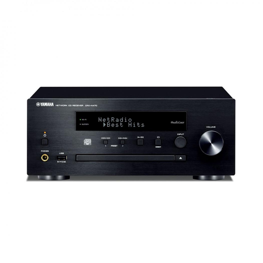 Yamaha Crx N470 Micro Receiver Bay Bloor Radio Toronto