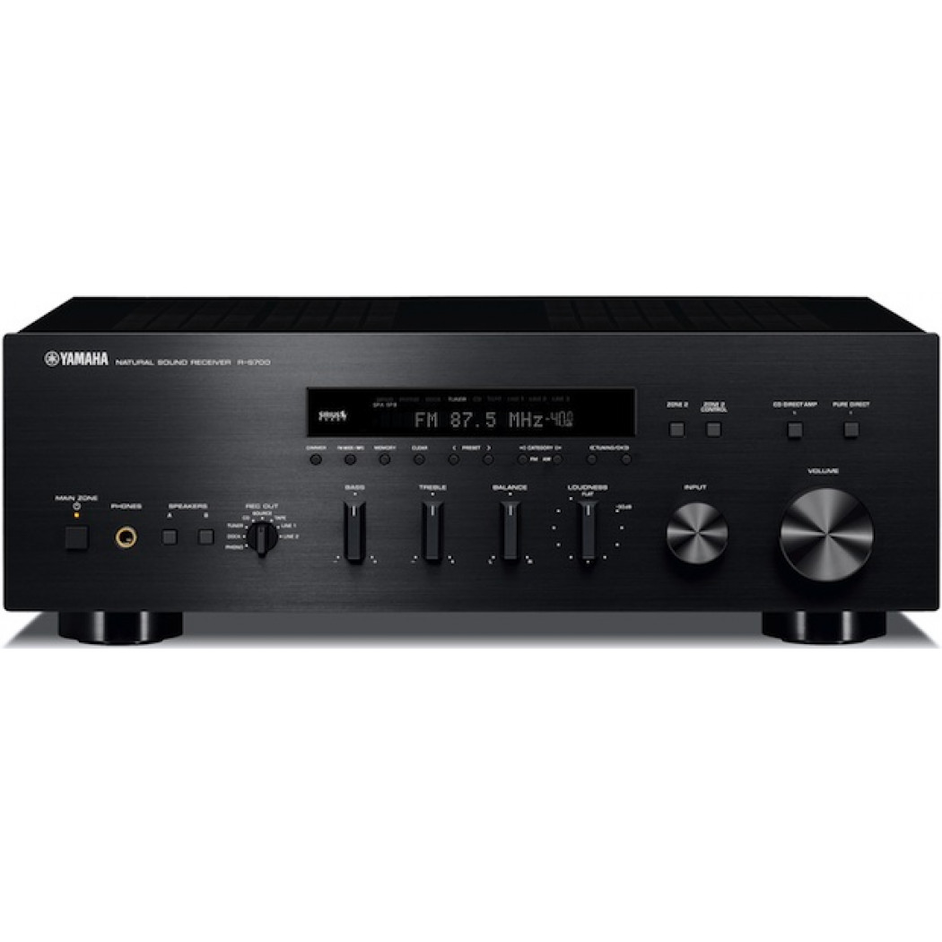 yamaha rs700 stereo receiver bay bloor radio toronto canada. Black Bedroom Furniture Sets. Home Design Ideas