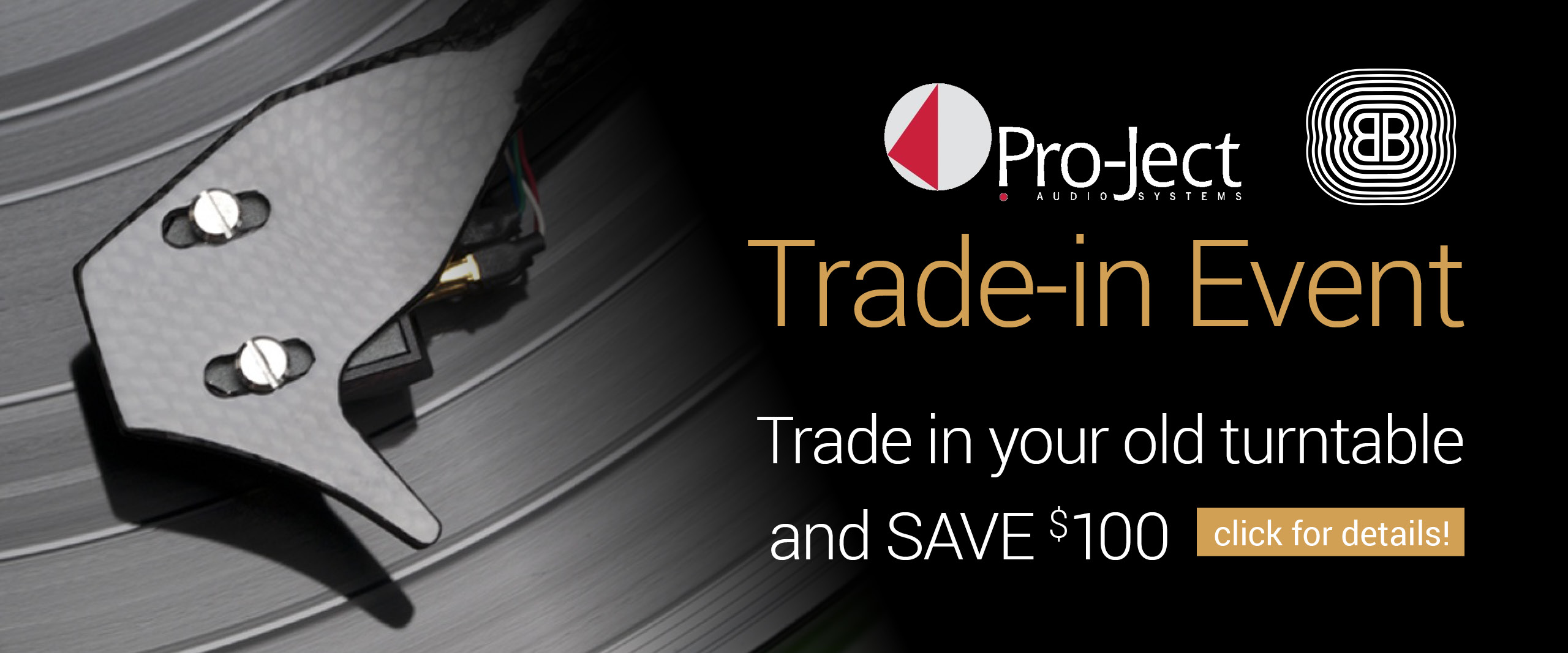 Pro-Ject Trade-In