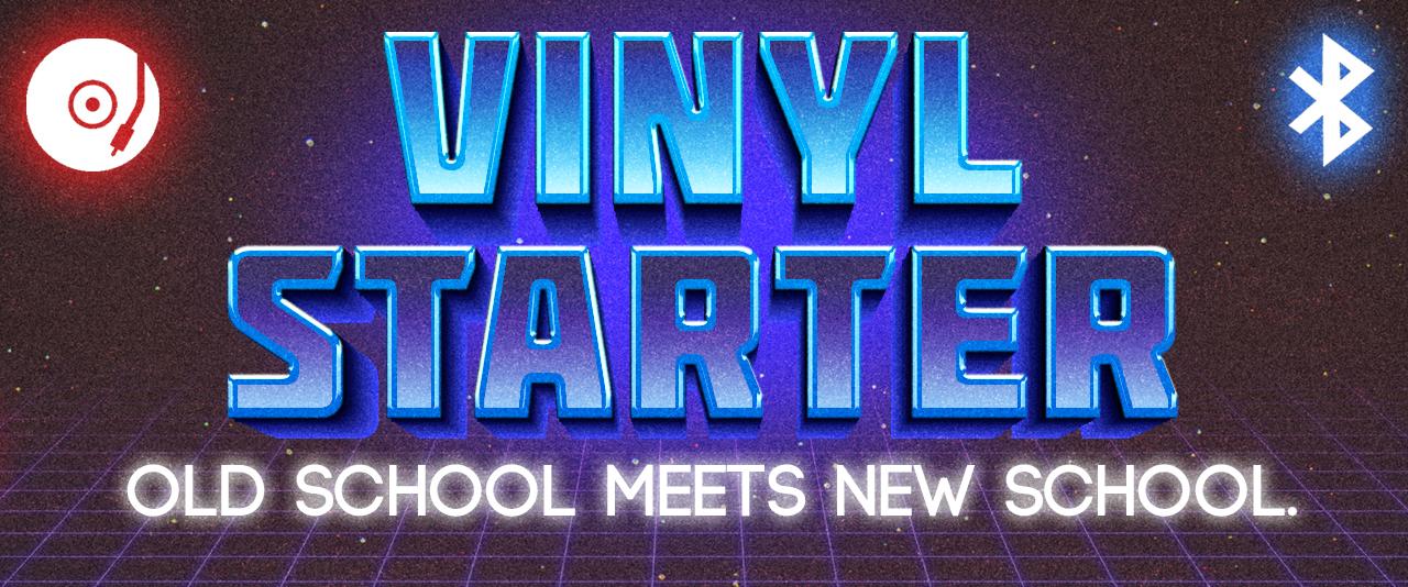 Vinyl Starter